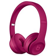 Beats Solo3 Wireless - Brick Red - Headphones