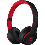 Beats Solo3 Wireless - Defiant Black-Red - Headphones