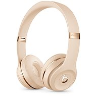 Beats Solo3 Wireless - Gold Satin