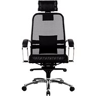 MERCURY STAR Samurai S-2 Black - Office Chair
