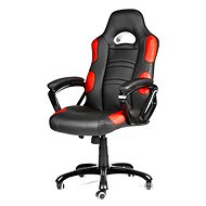 MERCURY STAR Silverstone black/red - Office Chair