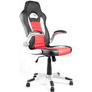 MERCURY STAR Lotus black / red - Gaming Chair