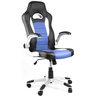 MERCURY STAR Lotus Black / Blue - Gaming Chair