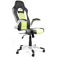 MERCURY STAR Lotus black / green - Office chair
