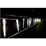 Marimex Icicles, 20 pcs, with Switch, Flowing Effect - Christmas Lights