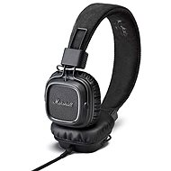 Marshall Major II - Pitch Black - Headphones