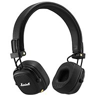 Marshall Major III Bluetooth - Black - Headphones with Mic
