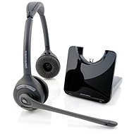 Plantronics CS520A Binaural - Headphones with Mic