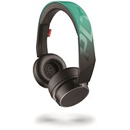 Plantronics Backbeat FIT 500 Black/Turquoise - Headphones with Mic
