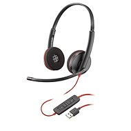 Plantronics BLACKWIRE 3220 - Headphones