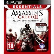 Assassins Creed II (Essentials Edition) - PS3 - Console Game