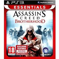 Assassin's Creed: Brotherhood (Essentials Edition) - PS3 - Console Game