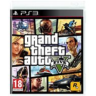 PS3 - Grand Theft Auto V - Console Game
