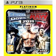 PS3 - WWE Smackdown vs Raw 2011 - Platinum - Console Game