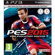 PS3 - Pro Evolution Soccer 2015 (PES 2015)  - Console Game