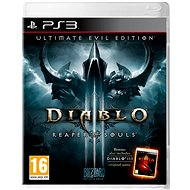 Diablo III: Ultimate Edition Evil - PS3 - Console Game