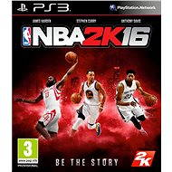 NBA 2K16 - PS3 - Console Game