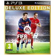 PS3 - FIFA 16 Deluxe Edition - Console Game