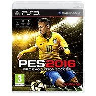 Pro Evolution Soccer 2016 - PS3 - Console Game