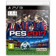 For Evolution Soccer 2017 - PS3 - Console Game