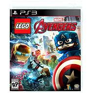 LEGO Marvel Avengers - PS3 - Console Game