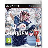 PS3 - Madden 17 - Console Game
