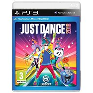 Just Dance 2018 - PS3 - Console Game