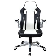 MOSH 2663 black / white - Gaming Chair