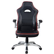 MOSH 8134 Black/Red - Gaming Chair