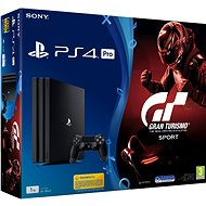 PlayStation 4 Pro 1TB + Gran Turismo Sport - Game Console