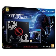 PlayStation 4 Pro 1TB Star Wars Battlefront II Limited Edition - Game Console