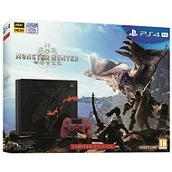 PlayStation 4 Pro 1TB Monster Hunter: World Limited Edition - Game Console