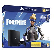 PlayStation 4 For 1TB + Fortnite - Game Console
