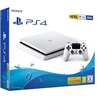 PlayStation 4 Slim 500 GB White - Game Console