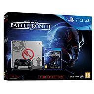 PlayStation 4 1TB Slim Star Wars Battlefront II Limited Edition - Game Console
