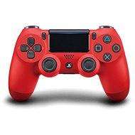 Sony PS4 Dualshock 4 V2 - Magma Red - Wireless Controller
