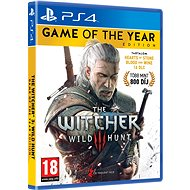 The Witcher 3: Wild Hunt Game of the Year Edition - PS4 - Console Game