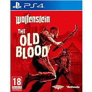 Wolfenstein: The Old Blood - PS4 - Console Game