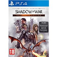 Middle-earth: Shadow of War - Definitive Edition - PS4 - Console Game