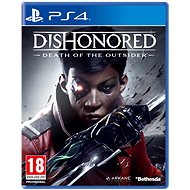 Dishonored: Death of the Outsider - PS4 - Console Game