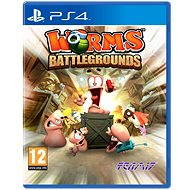 Worms Battlegrounds - PS4 - Console Game