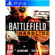 Battlefield Hardline - PS4 - Console Game