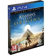 Assassin's Creed Origins Deluxe Edition + Scarf - PS4 - Console Game