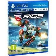 R.I.G.S. Mechanized Combat League - PS4 VR - Game Console