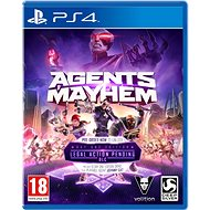 Agents Of Mayhem - PS4 - Console Game