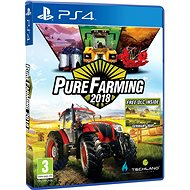 Pure Farming 2018 - PS4 - Console Game