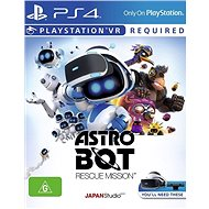 Astro Bot Rescue Mission - PS4 VR - Console Game