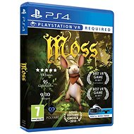Moss - PS4 VR - Console Game