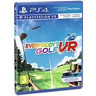 Everybodys Golf VR - PS4 VR - Console Game