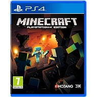 PS4 - Minecraft (Playstation 4 Edition) - Console Game